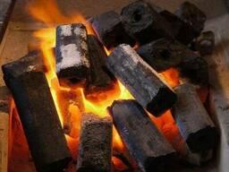 Carbone di legna di ottima qualita' per brace e grigliate. - фото 3