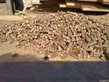 Древесные пеллеты из сосновых пород А1-А2, 15 кг - photo 1