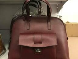 Кожаные сумки с фабрик. Made in Italy.