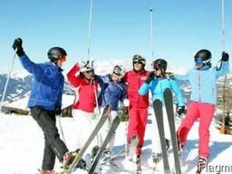 Лыжный инструктор. Червиния, Курмайор, Пила, Шамони