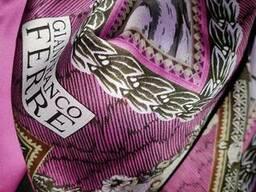 Платки из натур. шелка (Фуляр)