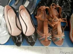 Second hand обувь - Италия