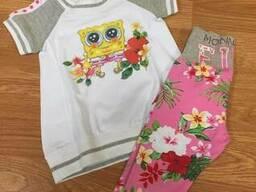 Сток летней детской фирменной одежды - фото 3