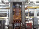 Used hydraulic press for plastics, force 1000t - photo 1