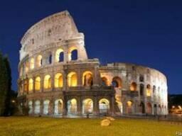 Услуги в Италии