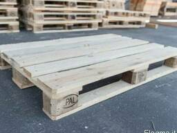 Wooden pallets: EPAL, 1200*800IPPC, 1000*1200IPPC, your size - photo 1