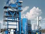 Б/У стационарный асфальтобетонный завод Benninghoven TBA-200 - фото 3