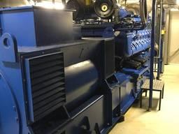 Б/У газопоршневая установка MWM TBG 620, 1995 г. ,1 052 Квт.