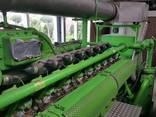 Б/У газовый двигатель Jenbacher 616 GS С87, 2000 Квт, 1997 г - фото 5