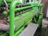 Б/У газовый двигатель Jenbacher 616 GS С87, 2000 Квт, 1997 г - фото 7