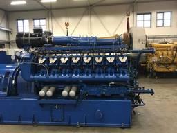 Б/У газовый двигатель MWM TCG 2020 V20, 2000 Квт, 2012 г. в. - фото 8