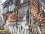 Barn wood of an old pine tree - фото 3