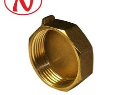 Brass Cap for seal 1/2 F