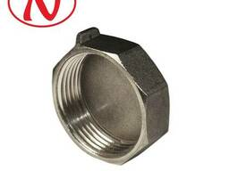 Brass Cap for seal 1/2F (Nikel) /HD