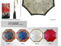 Брендовые зонты Ferre, Baldinini, Pierre Cardin оптом