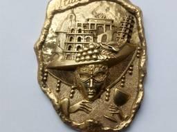 Bronze souvenirs. Statuettes, thimbles, trinkets, keychains. - фото 2