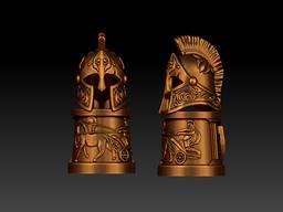 Bronze souvenirs. Statuettes, thimbles, trinkets, keychains. - фото 6