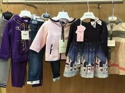 Детская брендовая одежда мелким оптом - фото 2