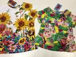 Детская летняя фирменная одежда - сток - фото 4