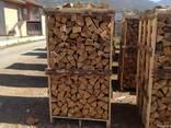 Дрова для каминов сухие 33 см , на Италию - photo 1