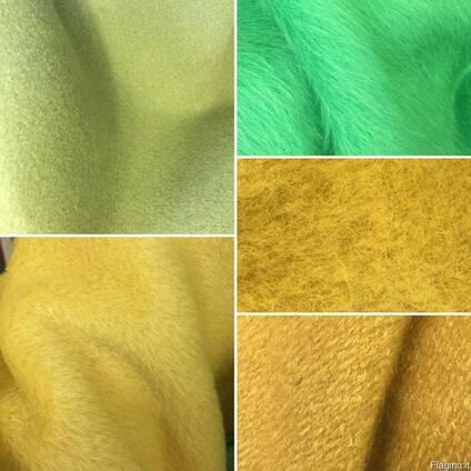 Эксклюзивные пальтовые ткани высокого качества