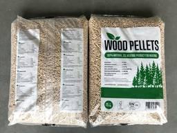 ENplus A1 Wood Pellets