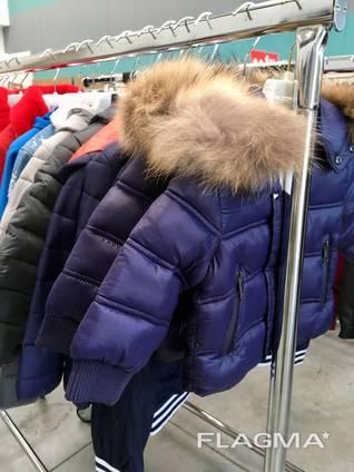 Фабричный лот Детской зимней одежды Aygey