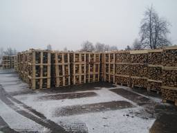 Firewood oak in boxes 2 RM