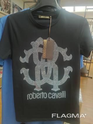 Футболки Roberto Cavalli