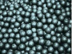 Grinding steel balls for mills D20, 30, 35, 40, 60-120 Russian