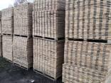 Крышка поддона паллета деревян плоского 1000х1200, 1200х1200 - фото 3