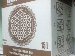 Масло подсолнечное высокоолеиновое в 15 литровых bag in box. - фото 2