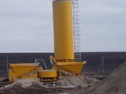 Мобильный бетонный завод Sumab LT 1200 (40 м3/час) Швеция - фото 4