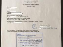 Перевод, заверение и легализация личных документов