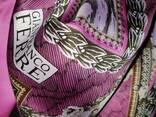 Платки из натур. шелка (Фуляр) - фото 1