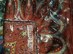 Платки из натур. шелка (Фуляр) - фото 3