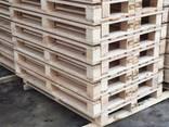 Поддон, паллет деревянный новые 600х800,800x1200 - фото 3