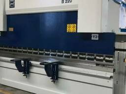 Пресс листогибочный MVD 4100 X 220 Ton CNC ESA Touch 7 осей