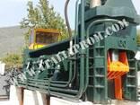 Пресс - ножницы гидравлические для металлолома Италия - фото 2