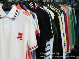 Продается лот мужской брендовой одежды.