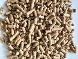 Продам древесные пеллеты А2 (wood pellets) от производителя