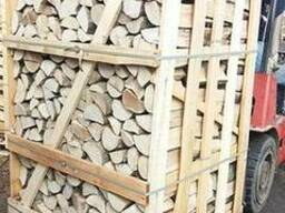 Продаём дрова колотые, лучину для розжига, пеллеты, брикеты. - фото 2