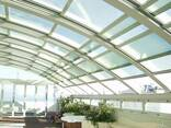 Прозрачные раздвижные крыши, зимние сады, мобильные павильон - фото 5
