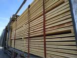 Sawn timber of pine. Legname di pino. - photo 8