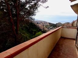 Скалея, апартамент1 спальня и террасса с видом на море! - фото 8