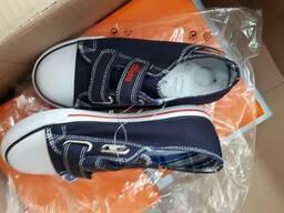 Stock детской итальянской обуви Chicco. - фото 2