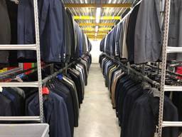 Сток брендовой итальянской мужской и женской одежды
