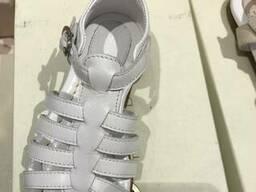Сток детской летней обуви . Италия - фото 2