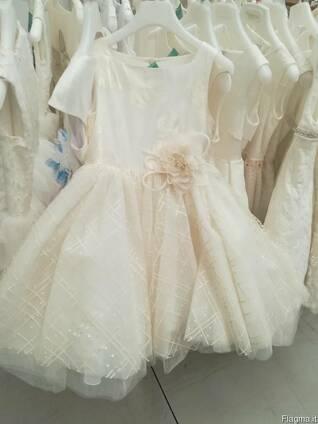 Сток детской нарядной одежды