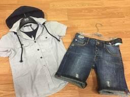 Сток летней детской фирменной одежды - фото 4